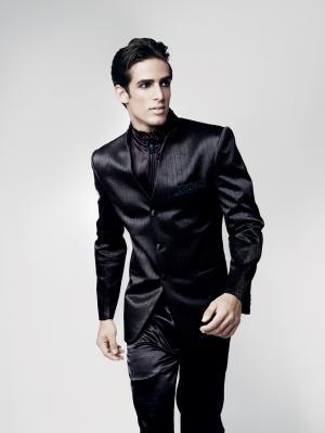 828fd14e4854c Вечерний чёрный мужской костюм-двойка, купить в Украине, цены